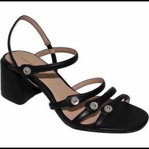 Cute button dress Sandals, Vintage vibe